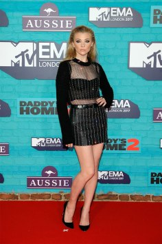Natalie Dormer @MTV EMA 2017