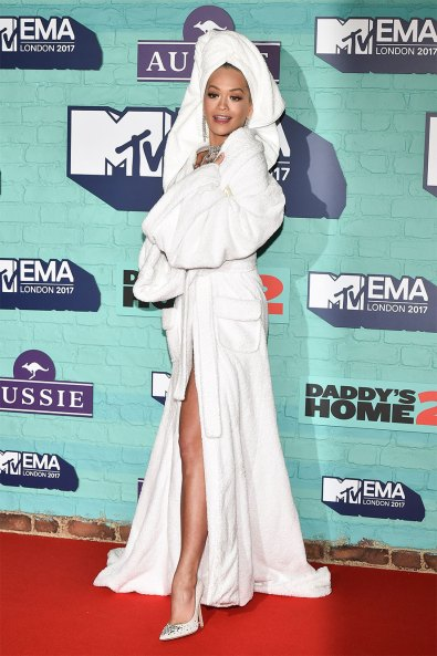 Rita Ora @MTV EMA 2017