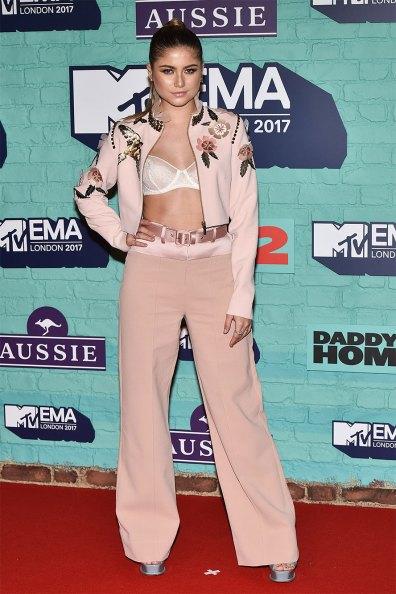 Sofia Reyes @MTV EMA 2017