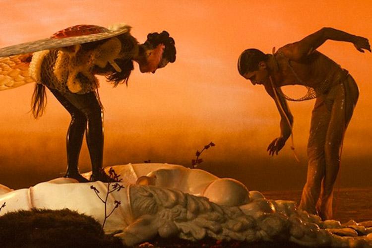 """""""Arisen My Senses"""" de Björk"""