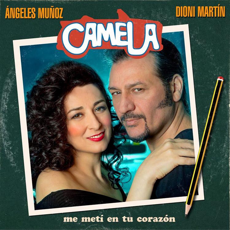 """""""Me Metí En Tu Corazón"""" de Camela"""
