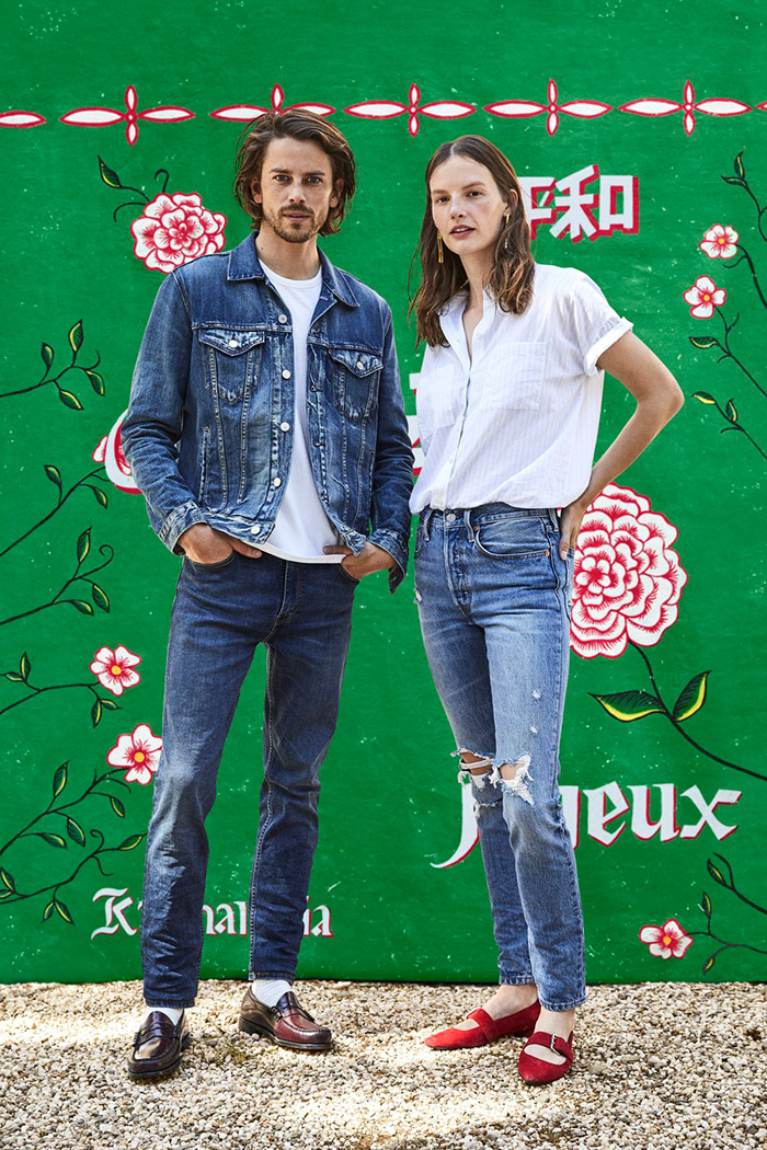 Levi's Holiday 2017 Collection
