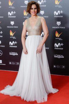 Celia Freijeiro (de Santos Costura) @ Premios Feroz 2018