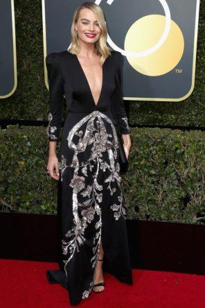 Margot Robbie (Gucci)