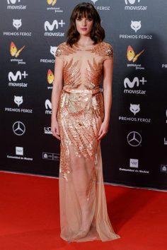 Susana Abaitua @ Premios Feroz 2018