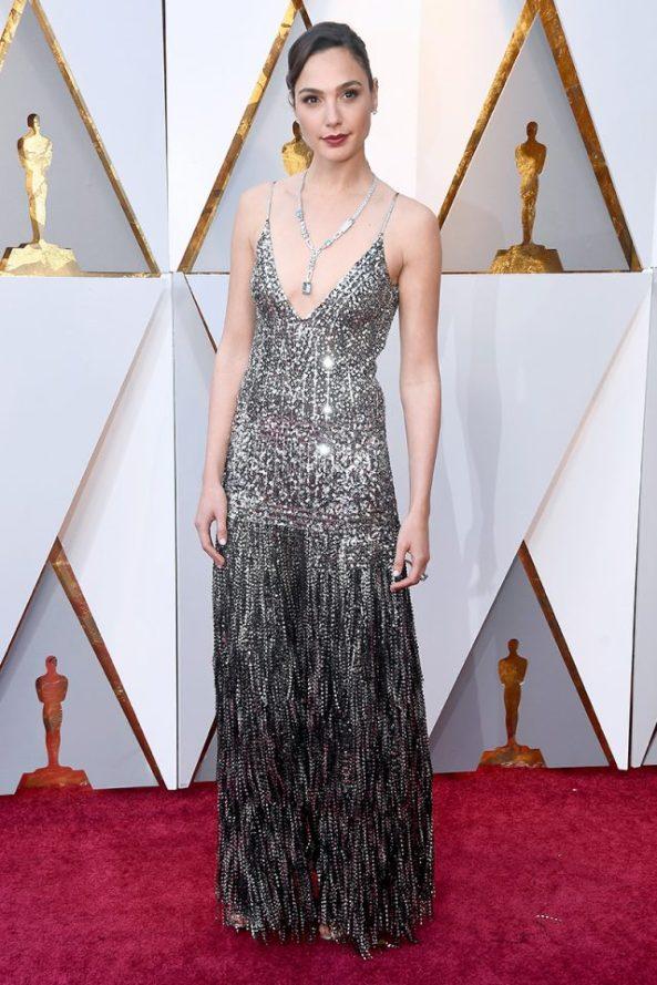 Gal Gadot (Givenchy) @ Oscar 2018