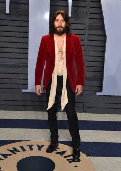 Jared Leto (Gucci)