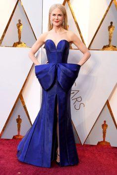 Nicole Kidman (Armani Privé) @ Oscar 2018