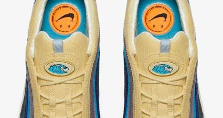 Nike Air Max 1/97 de Sean Wotherspoon