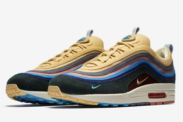 Nike Air Max 1/97 de Sean Wotherspoon