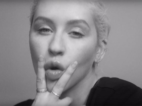 """Accelerate"" de Christina Aguilera"