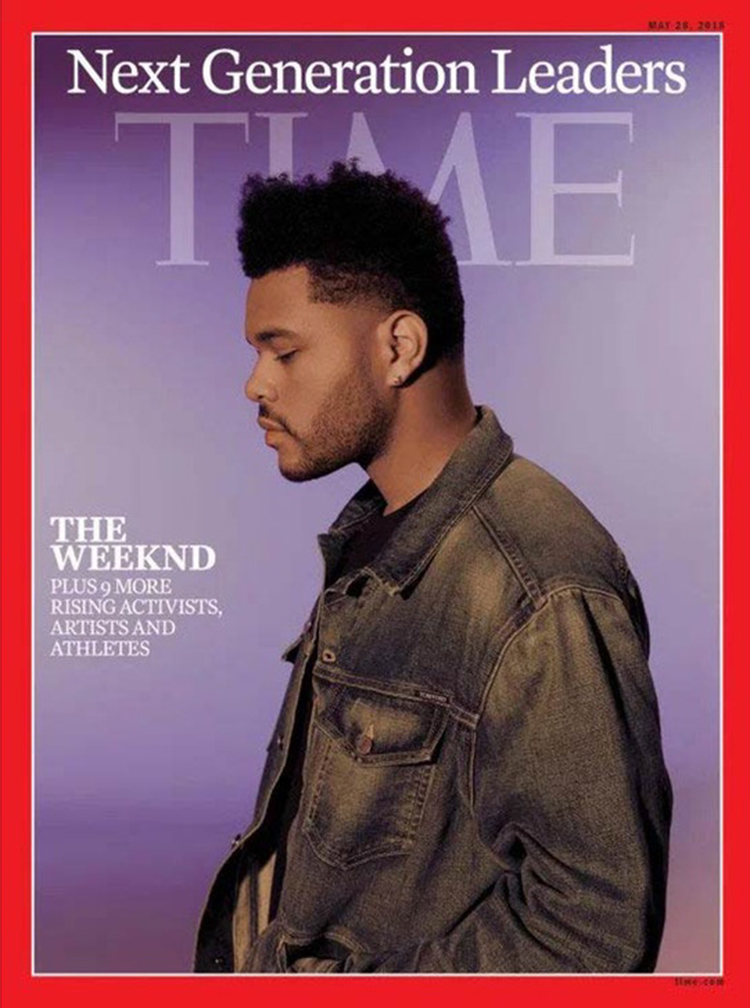 The Weeknd @ Time