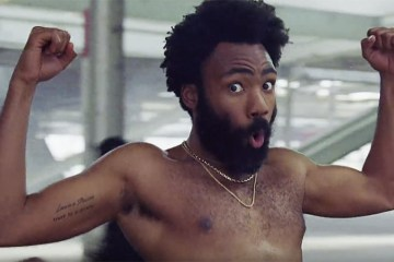 """This is America"" de Childish Gambino"