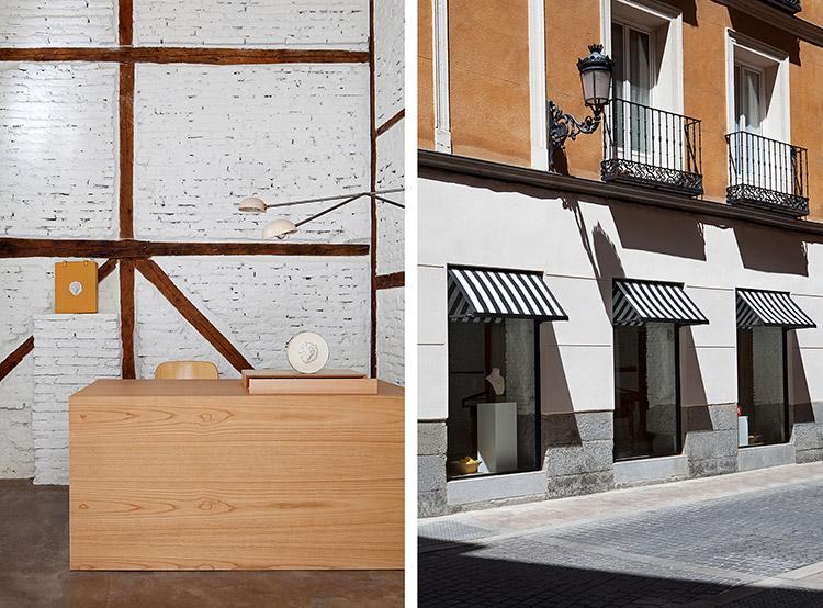 Andrés Gallardo flagship store