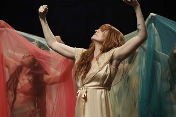 """Big God"" de Florence + The Machine"