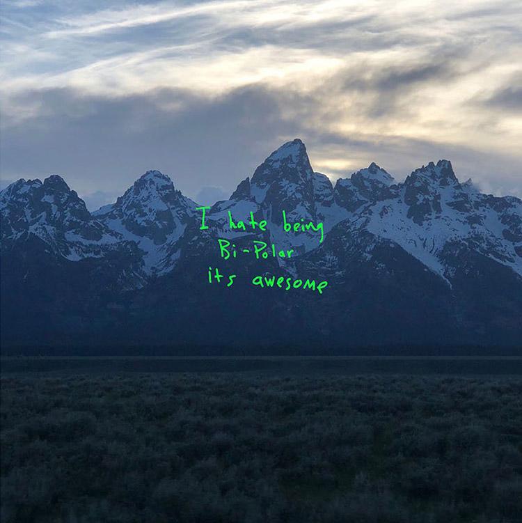 """""""Ye"""" de Kanye West"""