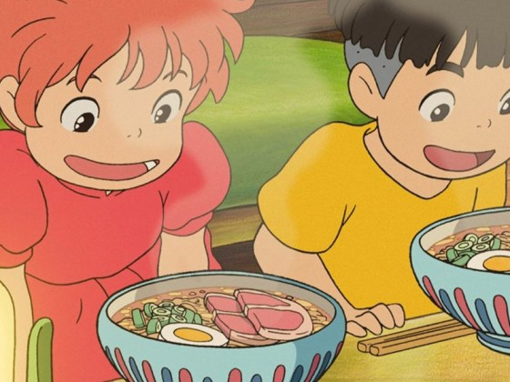 Ghibli Food