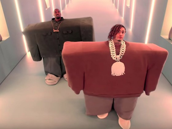 """I Love It"" de Kanye West & Lil Pump"