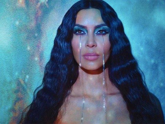 Kim Kardashian x David LaChapelle