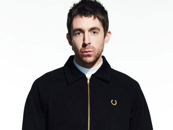 Miles Kane x Fred Perry