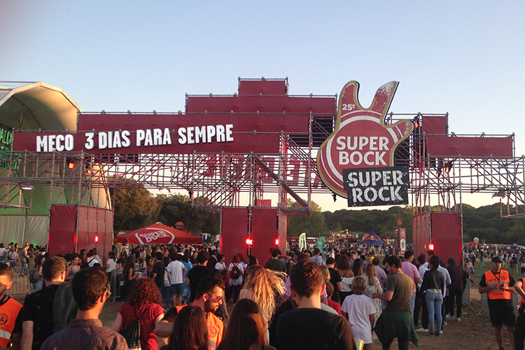 Super Bock Super Rock 2019