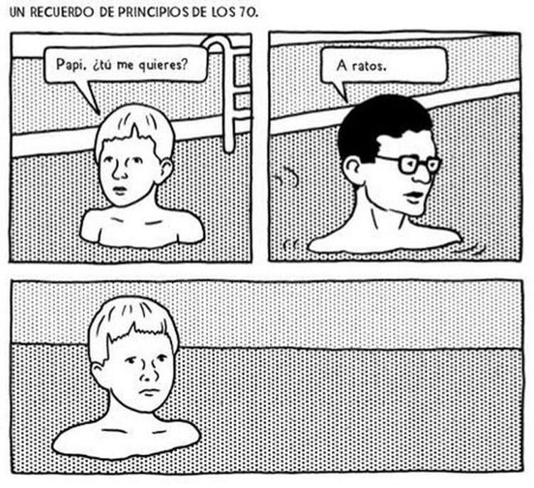 """""""Niño Prodigio"""" de Michael Kupperman"""