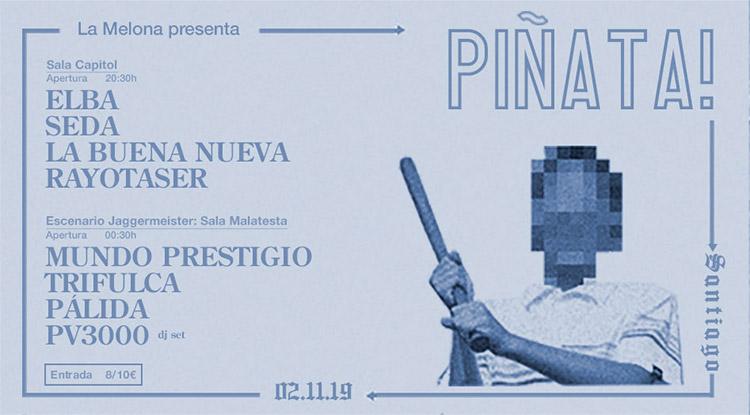 Piñata! (cartel)