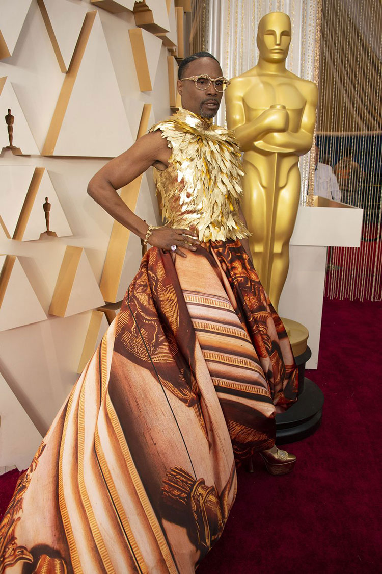 Billy Porter (Giles Deacon)