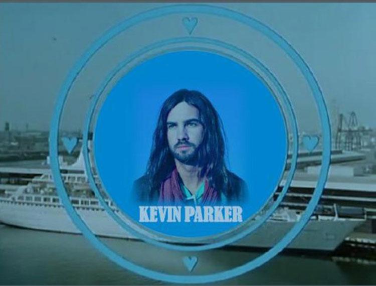 Kevin Parker de Tame Impala