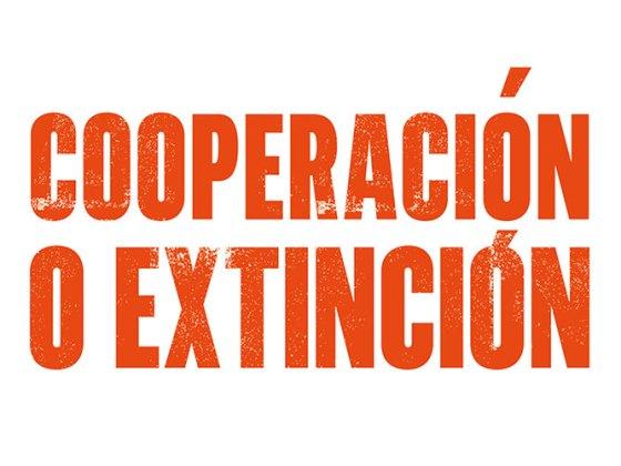 """""""Cooperación o Extinción"""" de Noam Chomsky"""