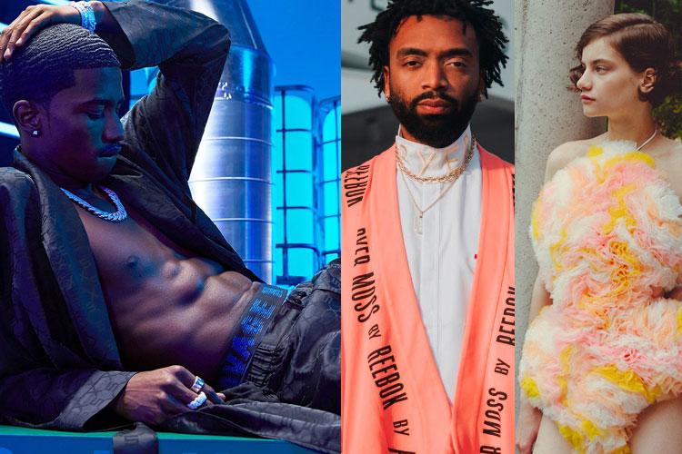 UP: Fenty de Rihanna, Kerby Jean-Raymond x Reebok, Tomo Koizumi x Emilio Pucci...