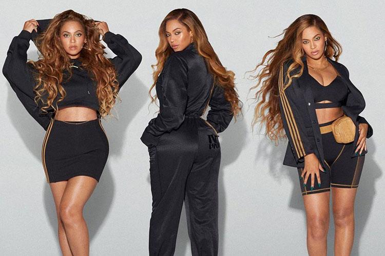 Beyoncé x adidas
