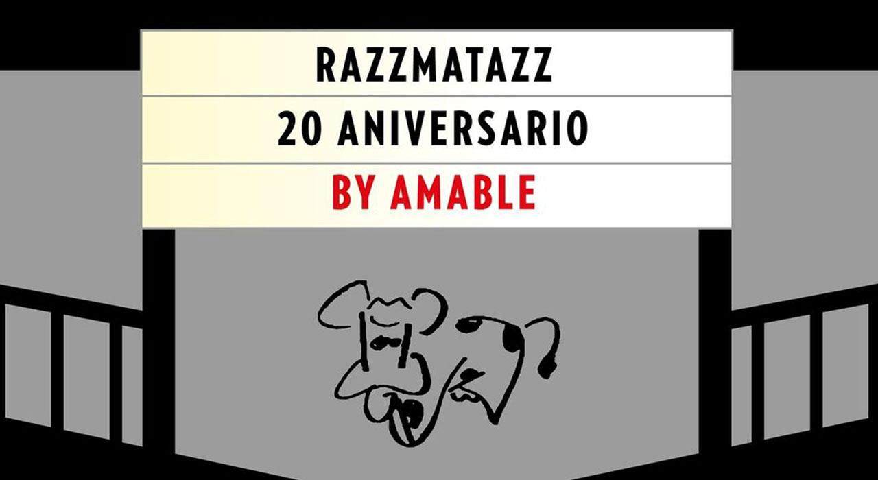 Amable x Razzmatazz