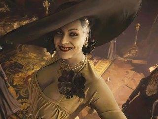 Lady Vampire @ Resident Evil Village