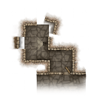 Free Fantasy Dungeon Map Tiles - Fantastic Maps