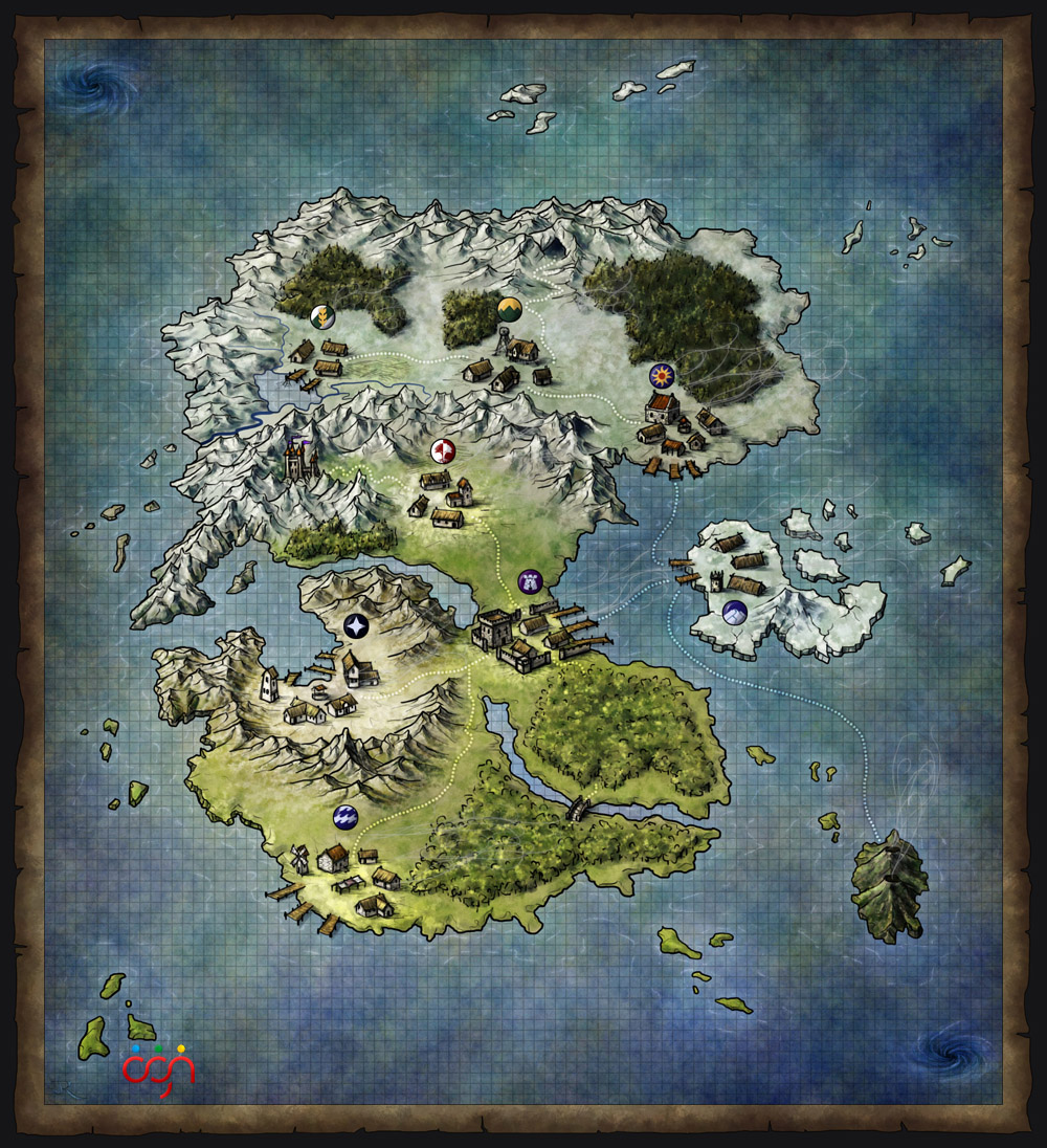 Browser game archives fantastic maps world map for the dark warriors online rpg gumiabroncs