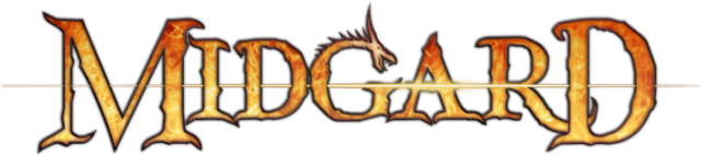Midgard Logo for the fantasy steampunk world of Zobeck