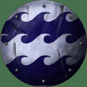 Triton Shield for Dark Warriors