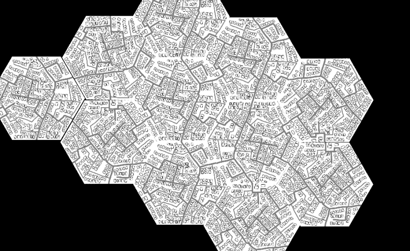 free fantasy city map tiles in use - Fantastic Maps