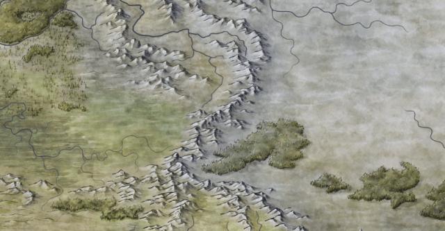 Final for the stormpunk fantasy pathfinder world of Rhune: Dawn of Twilight