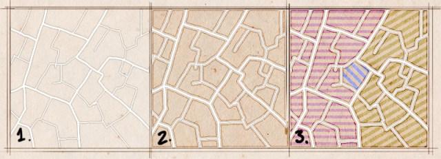 Fantasy City map design tutorial