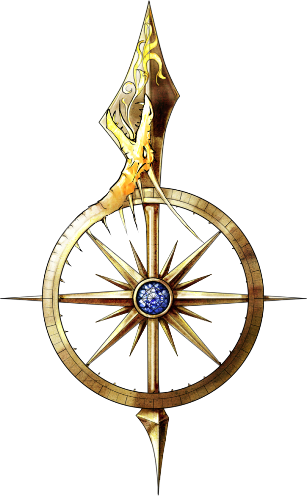Fantasy Compass for Midgard