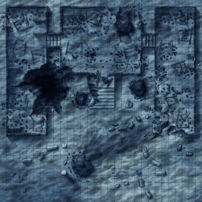 Final Under The Sea Fantasy Map