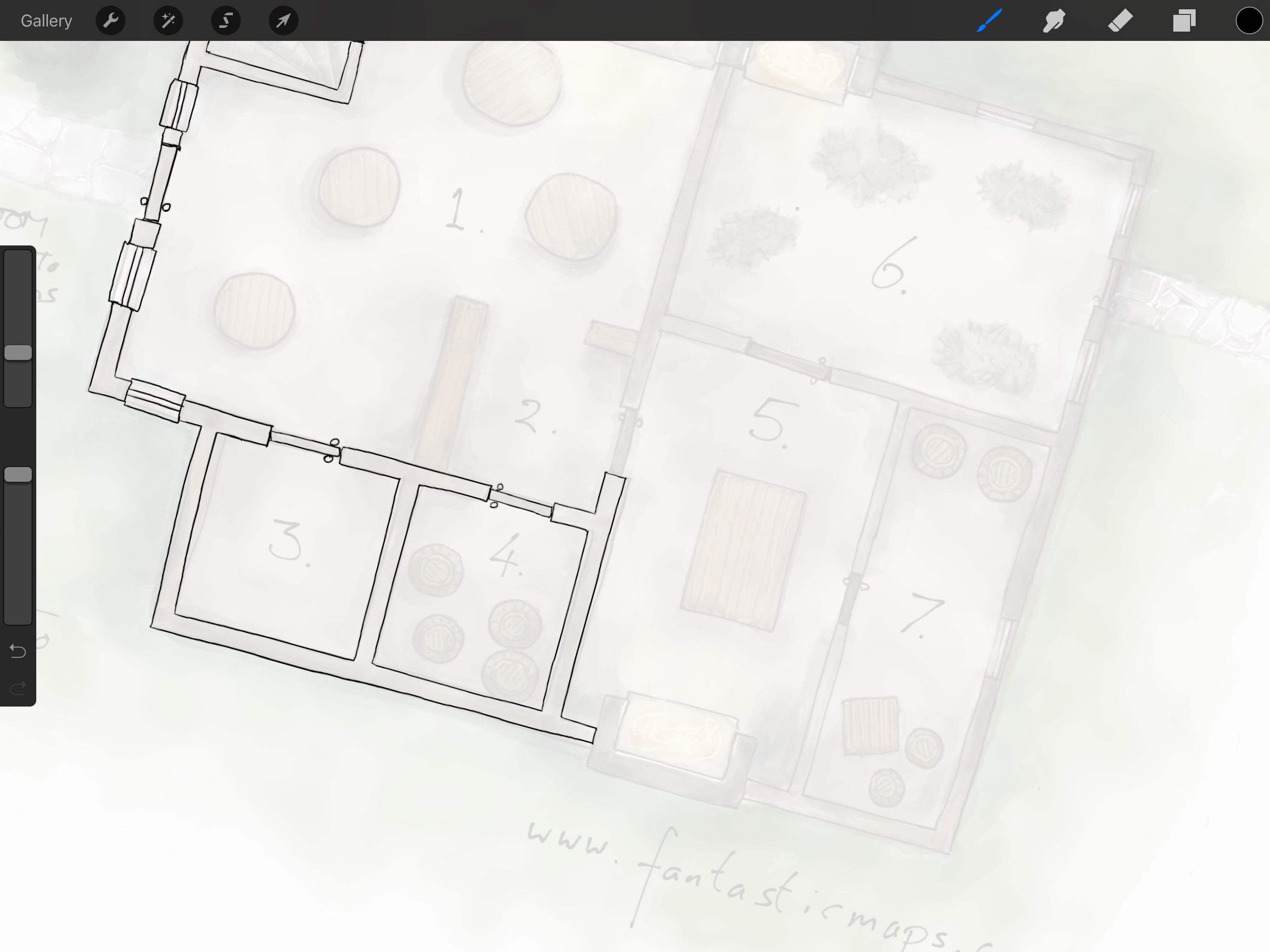 how to draw on procreate ipad pro