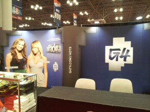 The G4 Booth