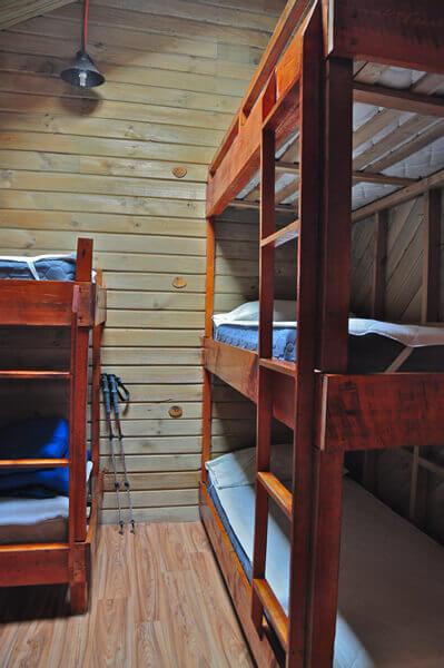 El Chileno Refugio  Camping  Circuito W  Fantstico Sur  Torres del Paine