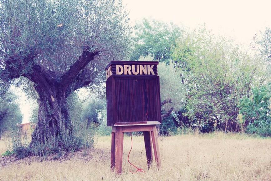 Cabinet Society / Drunk Box
