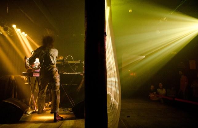 Roll The Dice / Dos noches con Portishead