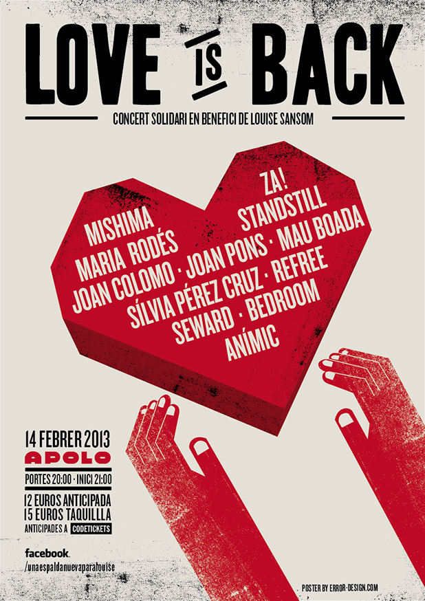 love-is-back-poster