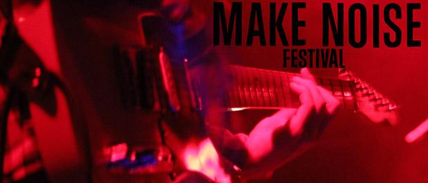 make-noise-portada